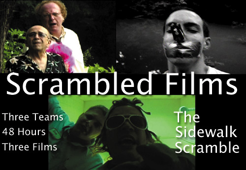 Scrambled Films, the Sidewalk Scramble documentary